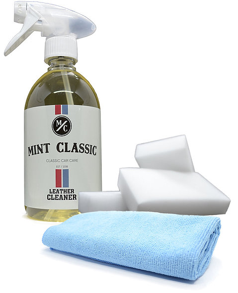 Leather Deep Cleaning Kit