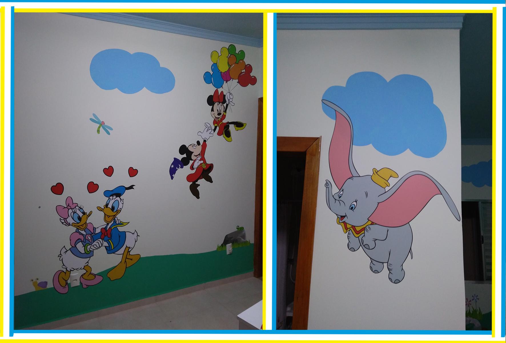 parede disney2