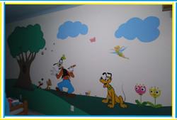 parede disney
