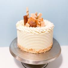 Cookie Overload Cake- Vanilla