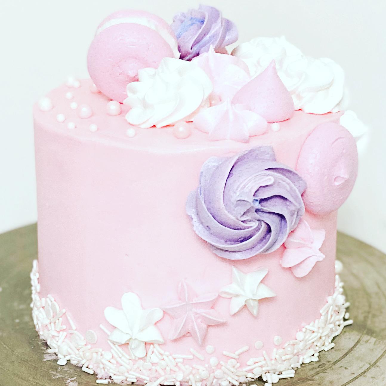 WHIMSICLE CAKE
