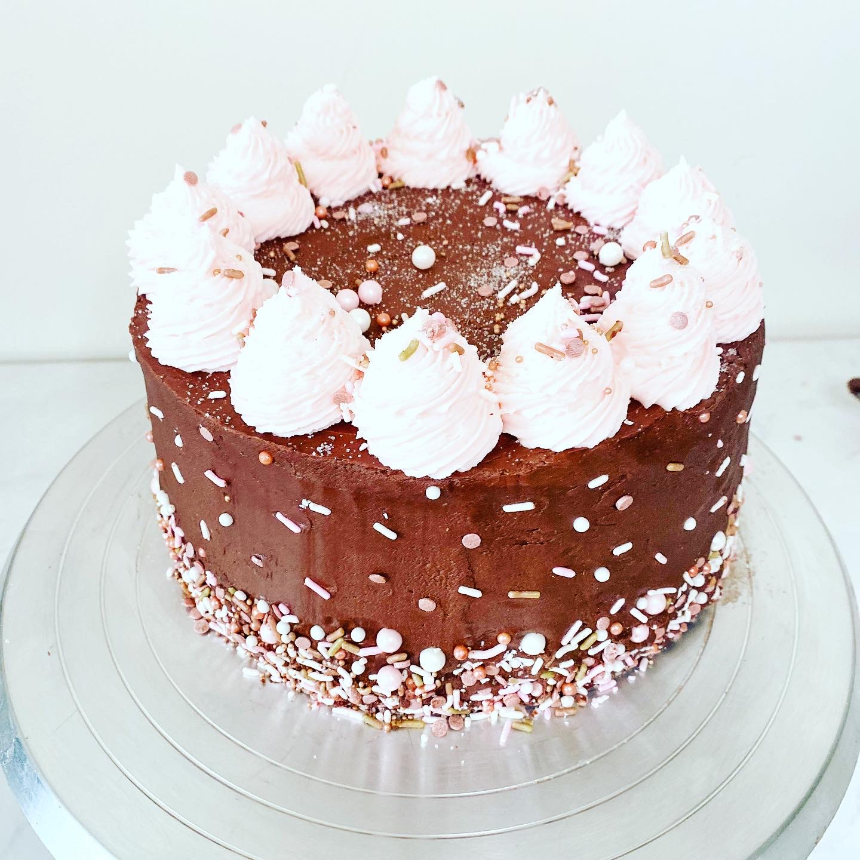 Chocolate Fairytale Cake