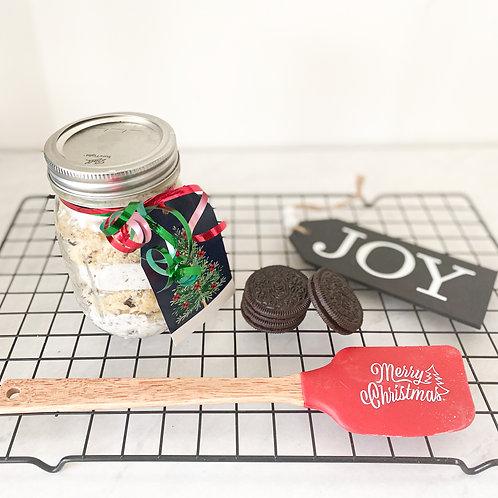 2 Mason Jar Cakes