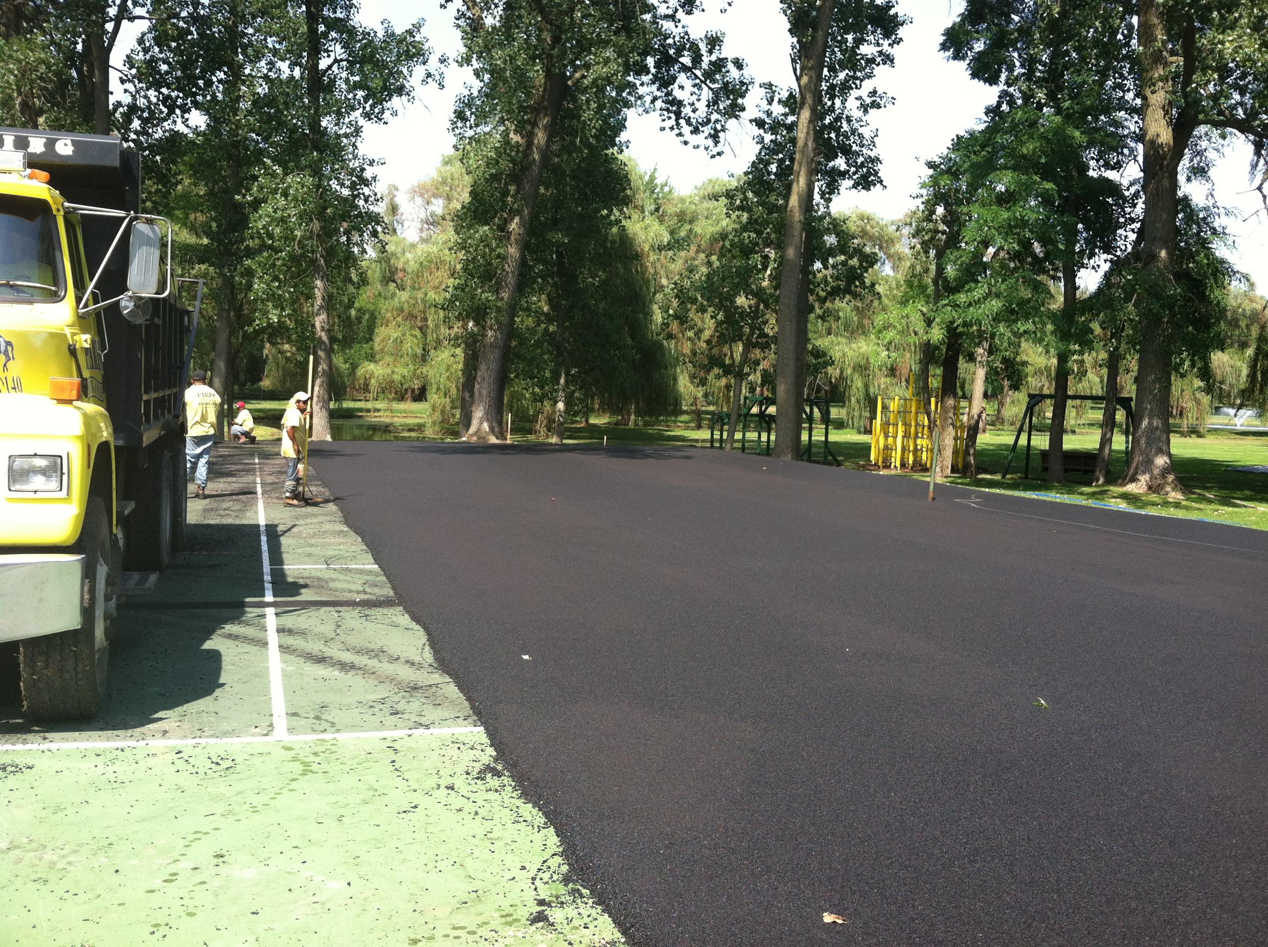 Tennis Court Rejuvenations