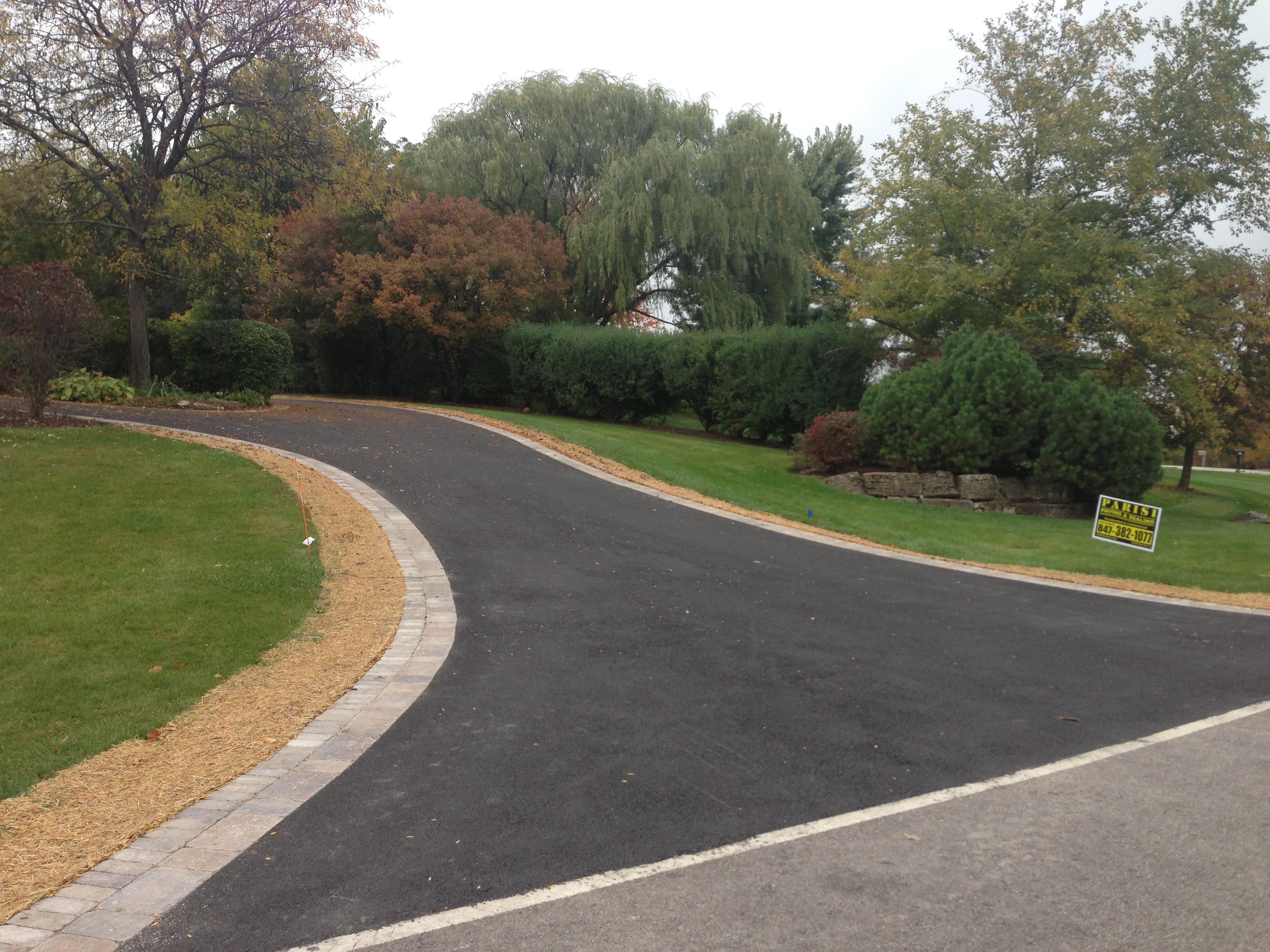 New Driveways