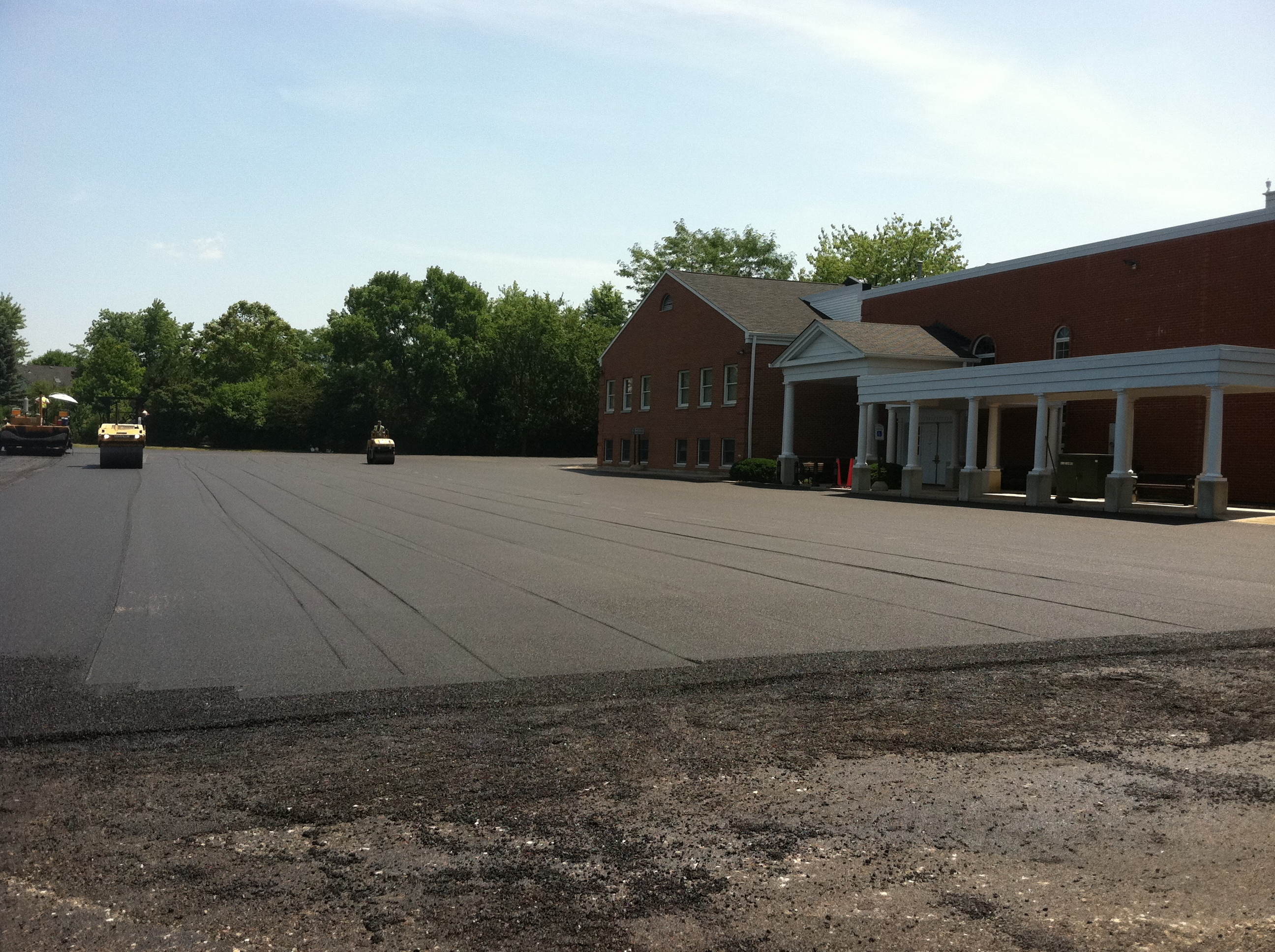 Commercial Paving Projects