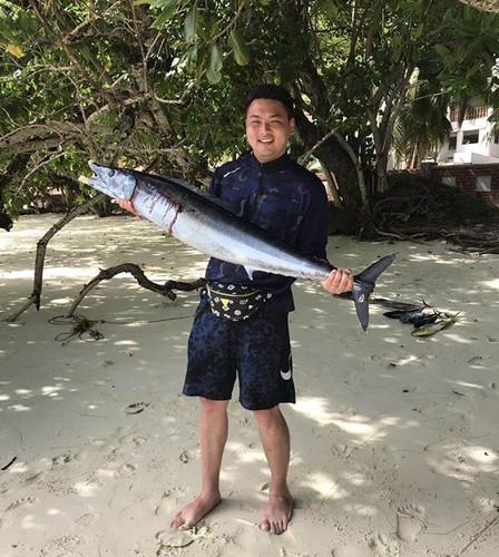 Happy guests._#fishing #fish #china #hol