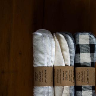 double ply unpaper towels
