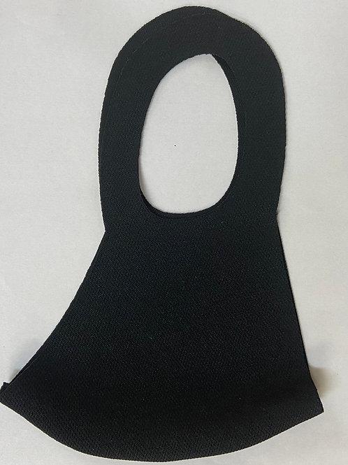 マスク8号 UVカット 接触冷感 ブラック