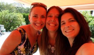 Tres amigas