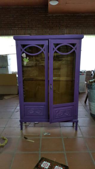 Mueble jacarandá