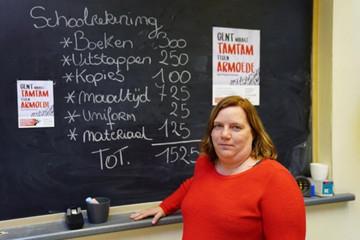 """In De Standaard: Armoedeorganisatie hekelt torenhoge schoolfacturen: """"Leg maximumfactuur op in"""