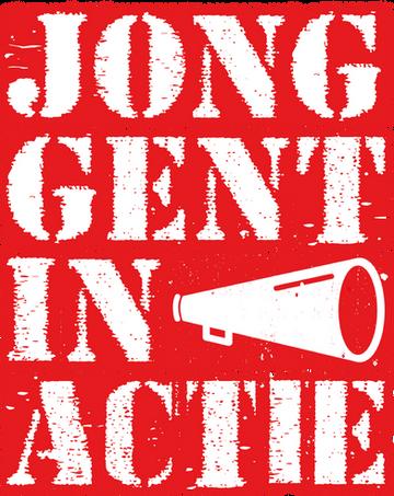 Jong Gent in Actie vraagt aandacht voor wooncrisis in Journaal