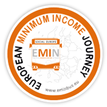 Belgische én Europese armoedeorganisaties voeren actie voor inkomens boven de armoedegrens
