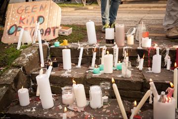 250 kaarsen voor 250 dakloze kinderen