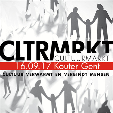 Bezoek de Beweging op de Cultuurmarkt