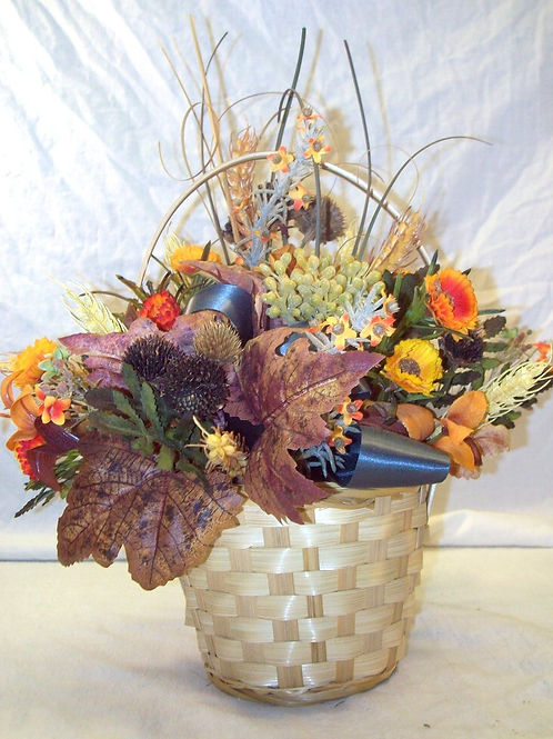 Fall in a Basket