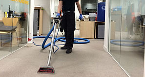 Commercial Carpet Cleaning in Coventry