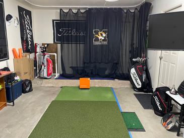 Indoor Golf Studio