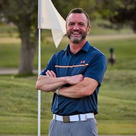 Golf Headshot