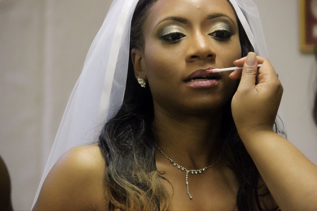 Bridal Touch-Up