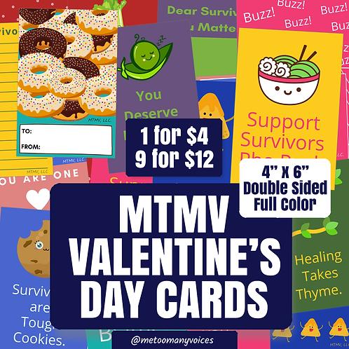 MTMV Survivor Cards