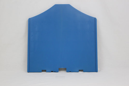 Tray rollers cleaning plate- Blue