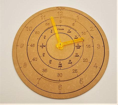 The BIG Time Clock