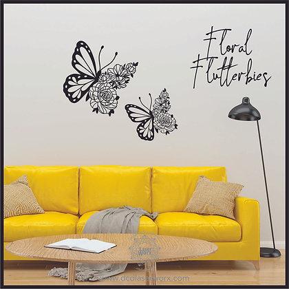 Floral Flutterbies