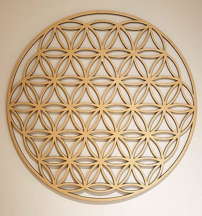 Giant Sacred Geometry Cut Out (80cm)