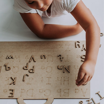 Moveable Alphabet & Board
