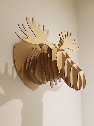 3-D Model - Moose