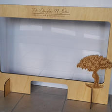 Plywood Protection Screen