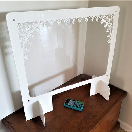 Protection Screen - Decorative