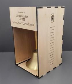 School Bell Box
