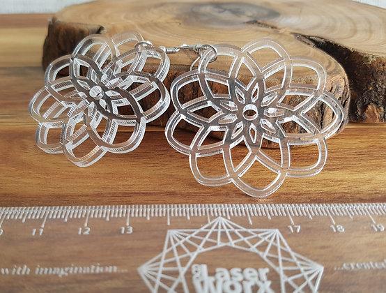 Earrings -Sacred Geometry