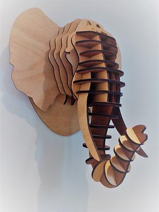 3-D Model - Elephant