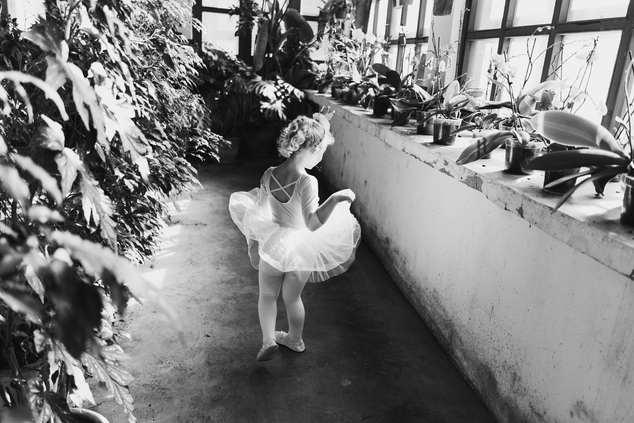 Fotografía infantil