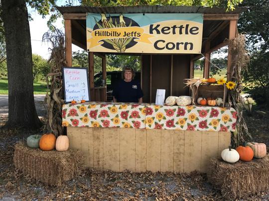 Kettle Corn Station