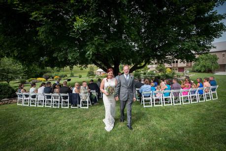 Beech Springs Wedding