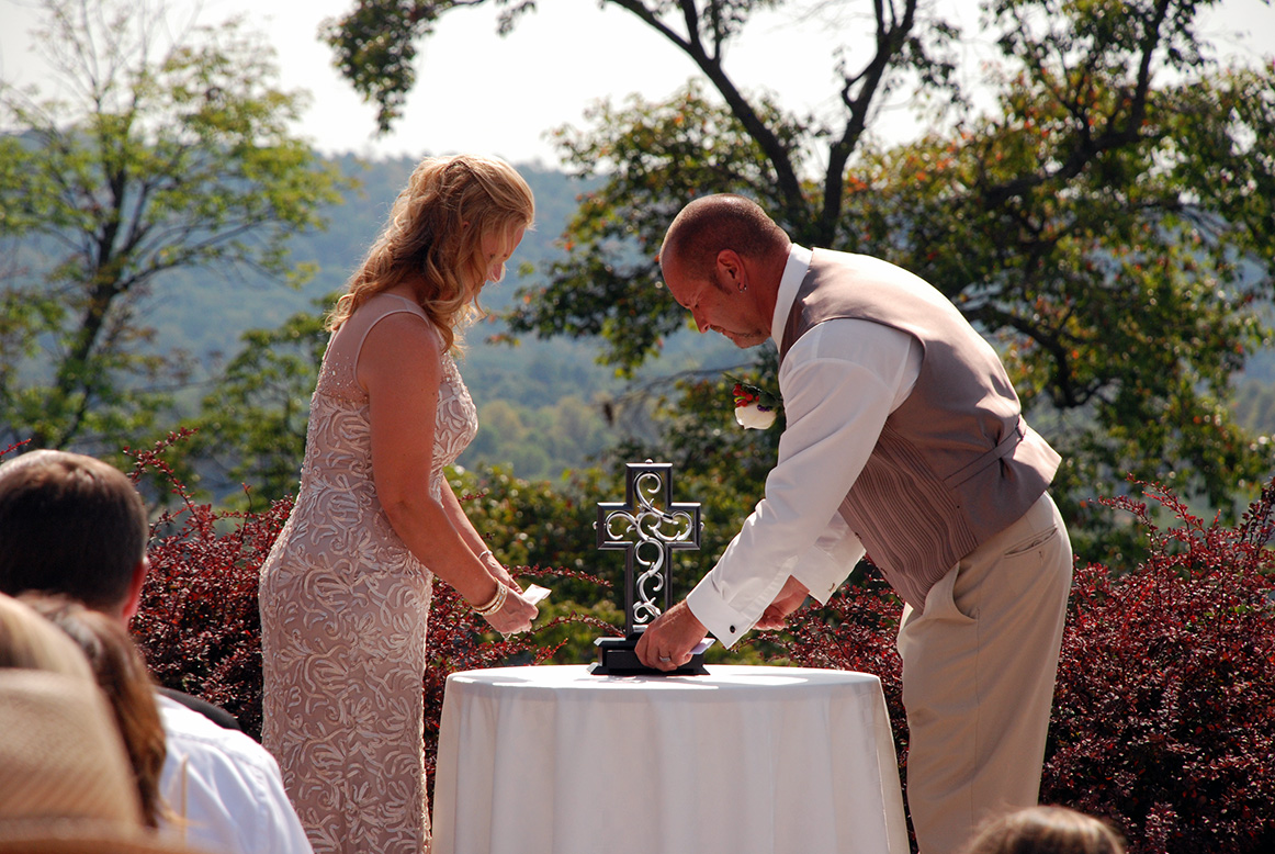 Special Ceremony on Terrace