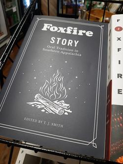First Foxfire book