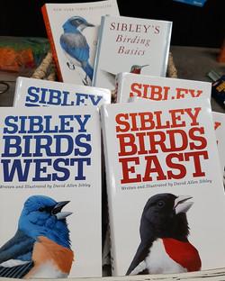 Sibley bird books