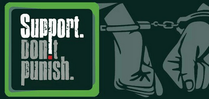 Support Don't Punish 2020 Global Day of Action