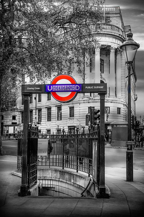 Trafalgar Square Underground