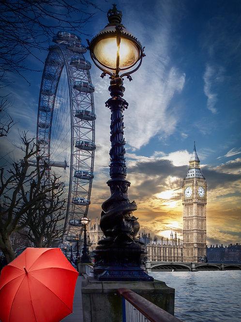 City of London Red Umbrella