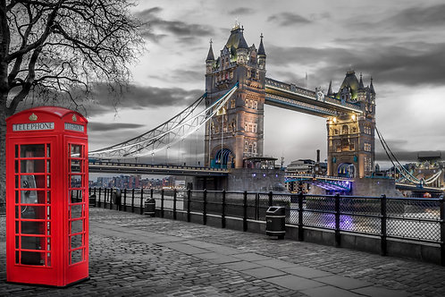 tower red phone