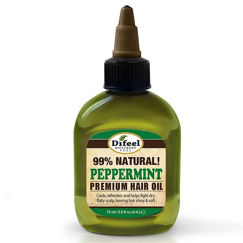 Difeel Premium Natural Hair Care Oil, PeppermintDifeel Premium Natural Hair Care