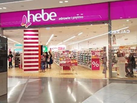 ヒュウェイ、セザミ、健康と美しさを重視するポーランドドラッグストア「ヘベ(hebe)」の入店に成功