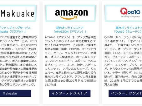 【インターテック】日本オンラインストア(アマゾン、キューテン、ヤフー)商品登録イベント